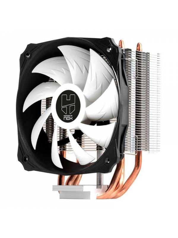 VENTILADOR UNIVERSAL CPU H-212  NOX HUMMER