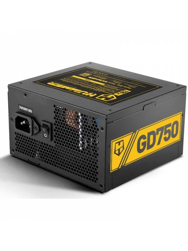 FUENTE  750W 80+ GOLD NOX GD75 0