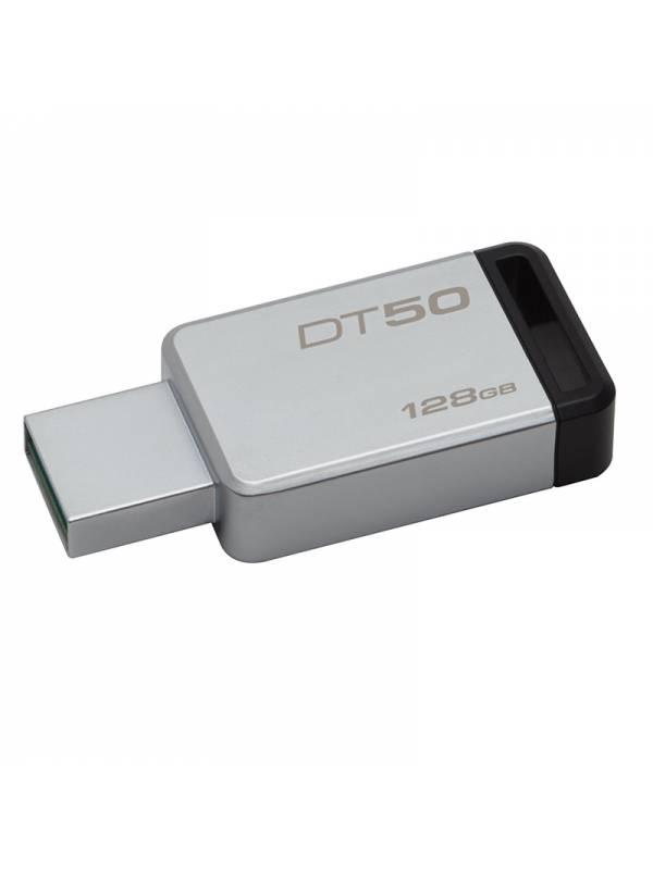 MEMORIA USB 3.1 128GB KINGSTON  SILVER