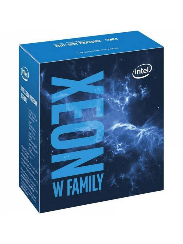 CPU INTEL S-2066 XEON W-2135   3.7GHz 6 CORE BOX