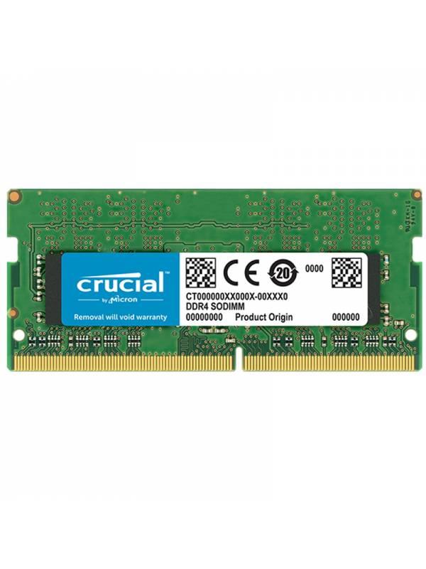 SODIMM DDR4  4GB2400 CRUCIAL