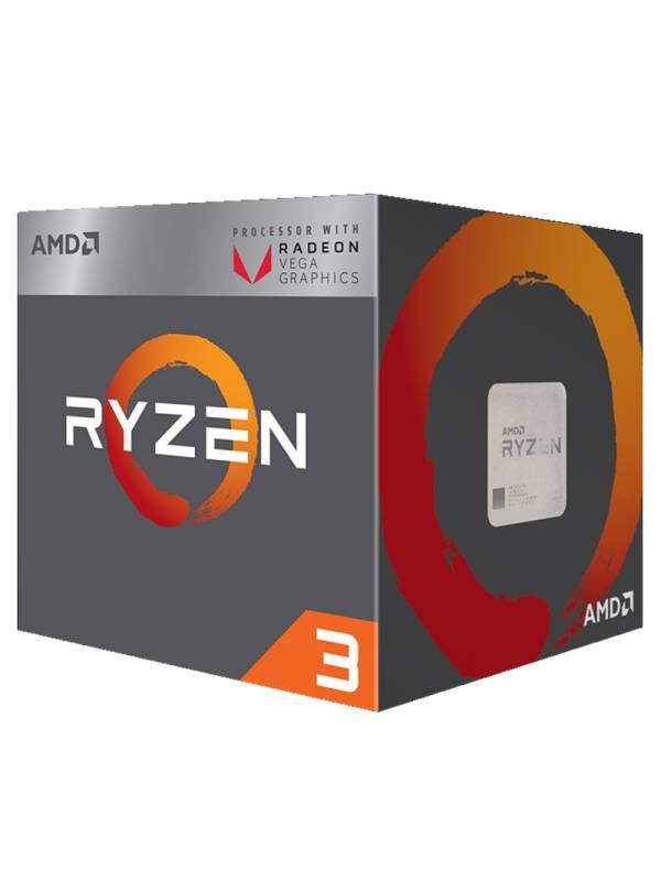 CPU AMD S-AM4 RYZEN 3 2200G 3. 5GHz BOX