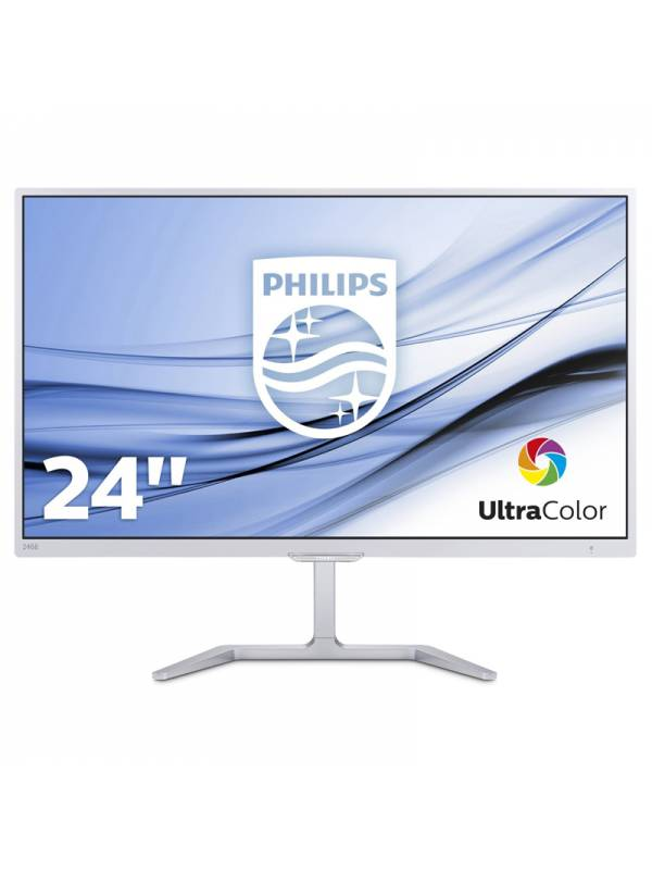 MONITOR 23.6 PHILIPS 247E7QDS W FULL HD BLANCO