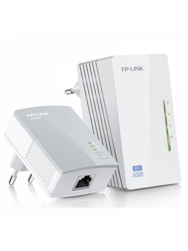 POWERLINE KIT 2UNDS TP-LINK TL -WPA4220KIT 2 RJ45 WIFI