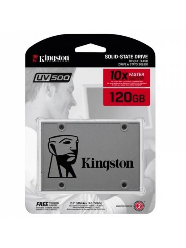 DISCO SSD  120GB KINGSTON SATA 3 SUV500120G