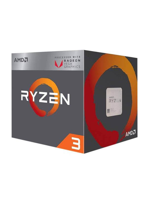 CPU AMD S-AM4 RYZEN 5 2400G 3. 9Ghz
