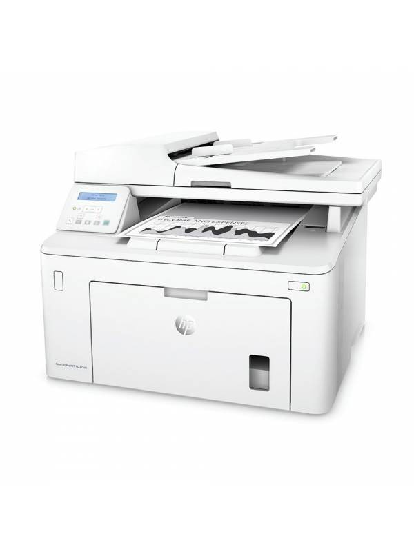 MULTIF. LASERJET HP BNM227SDN DUPLEX RED