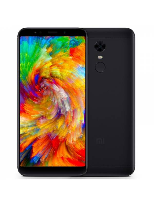 SMARTPHONE 5.99 XIAOMI REDMI  5 PLUS DS 4GB 3GB32GB BLACK
