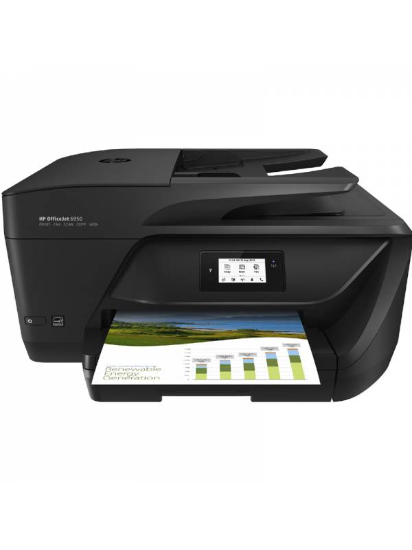 MULTIF. OFFICEJET HP 6950 FAX  WIFI