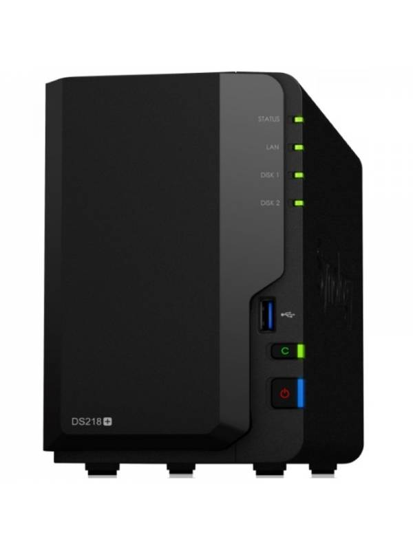 CAJA NAS DS218+ SYNOLOGY