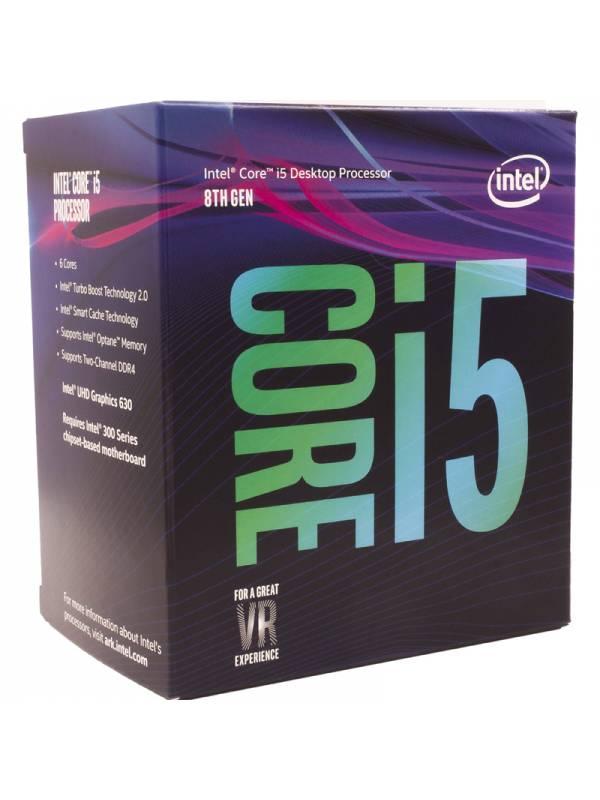 CPU INTEL S-1151 CORE I5-8500  3 GHZ BOX