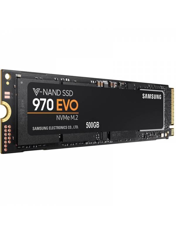 DISCO SSD  500GB SAMSUNG M.2   970 EVO PCIEX.