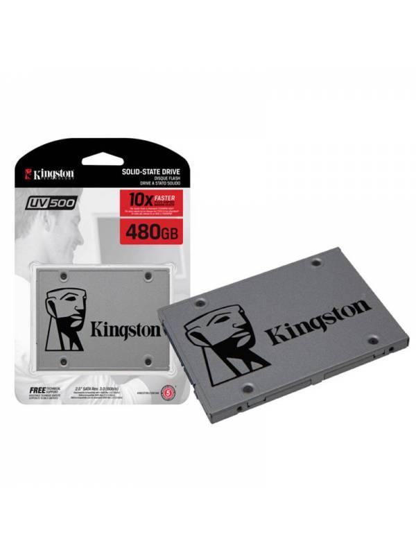 DISCO SSD  480GB KINGSTON SATA 3 SIN ADAPTADOR