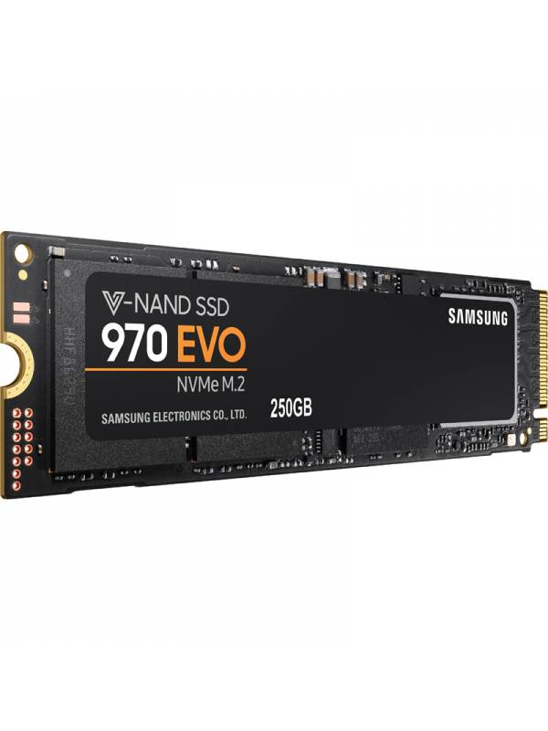 DISCO SSD  250GB SAMSUNG M.2   970 EVO PCIEX