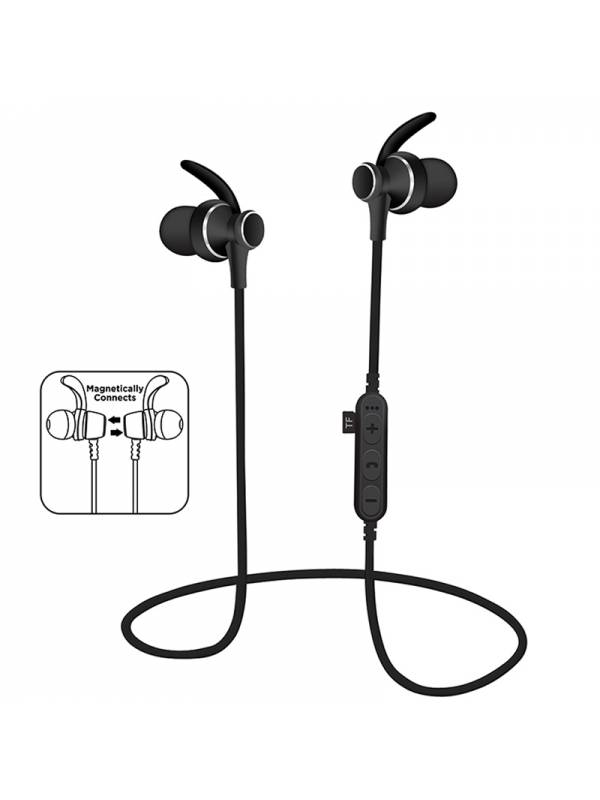 AURI. + MIC BT + LECTOR TARJET AS PLATINET IN EAR NEGRO