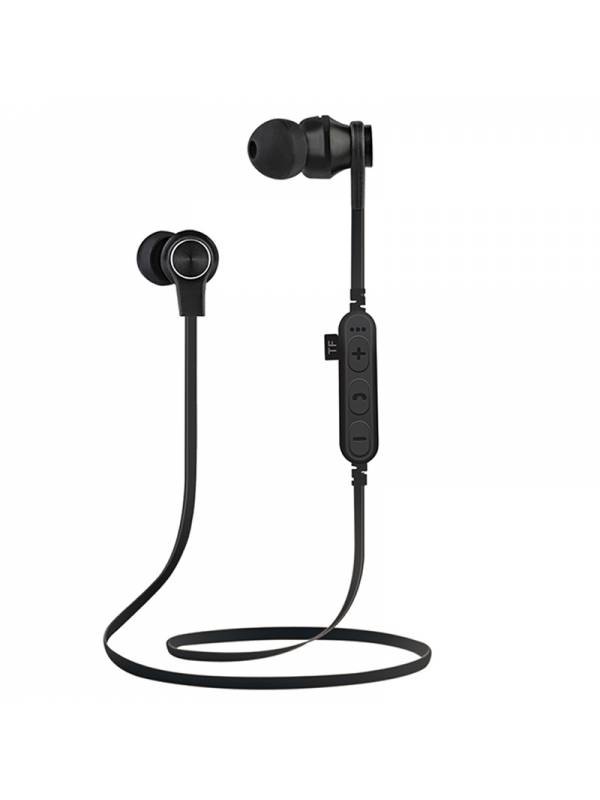 AURI. + MIC BT PLATINET PM1062 B IN EAR NEGRO