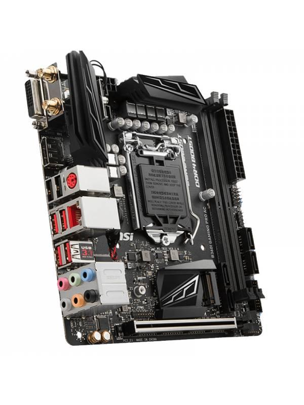 PLACA S1151 MSI ITX B360I GAMI NG PRO AC WIFI