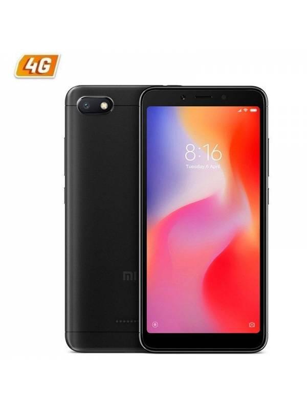 SMARTPHONE 5.45 XIAOMI REDMI  6A 2GB 16GB ANDROI 8 BLACK