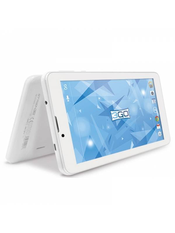 TABLET  7 3GO GT7004 3G 16GB  1GB ANDROID 6.0 BLANCA