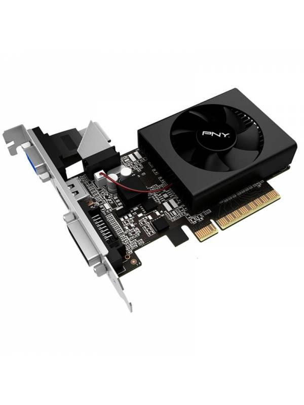 VGA GEFORCE  2GB GT730 PCIEX   PNY DDR3 LOW PROFILE
