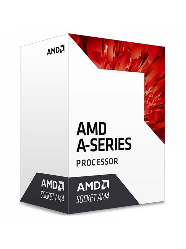 CPU AMD S-AM4 A10-9700 3.8GHZ  BOX