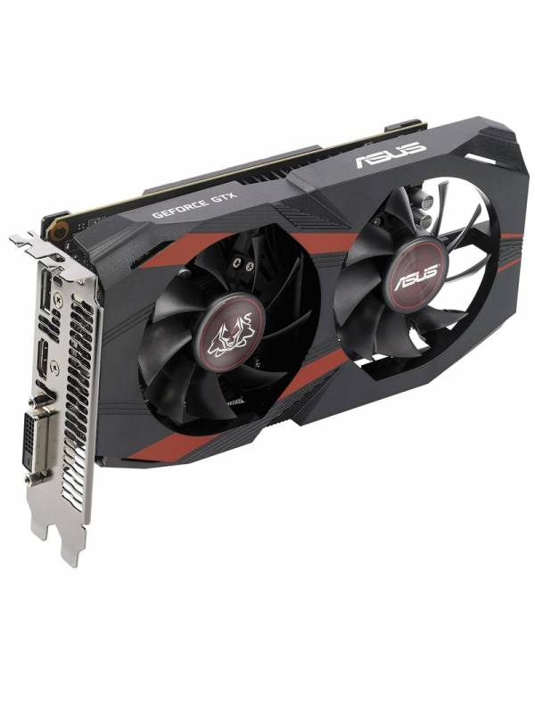 VGA GEFORCE  4GB GTX 1050TI PC IEX GDDR5 CERBERUS ASUS
