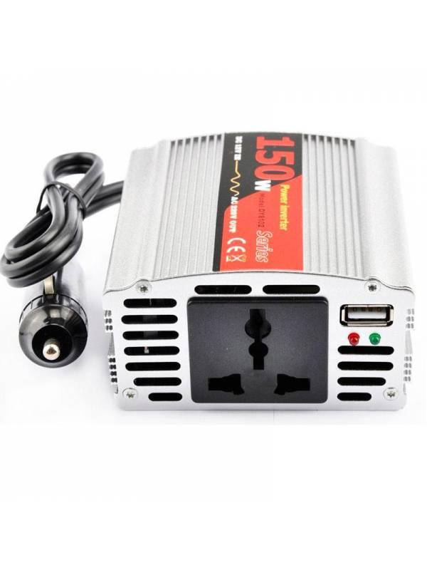 POWER INVERTER 12V220V 150W   DY-8102