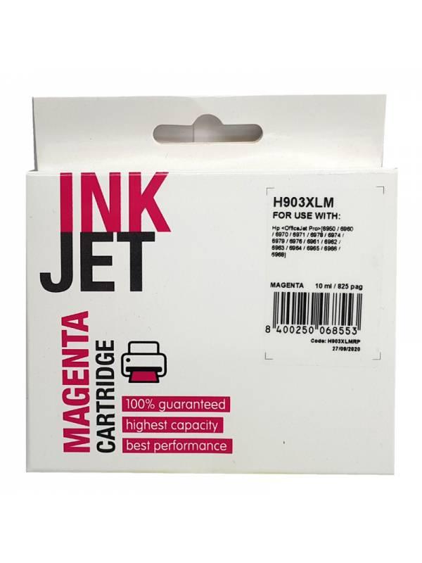 CARTUCHO INK HP T6M03AE 903XL  MAGENTA