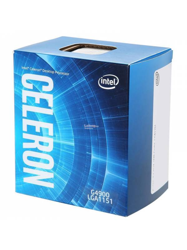 CPU INTEL S-1151 CELERON G4900  3.1GHz BOX