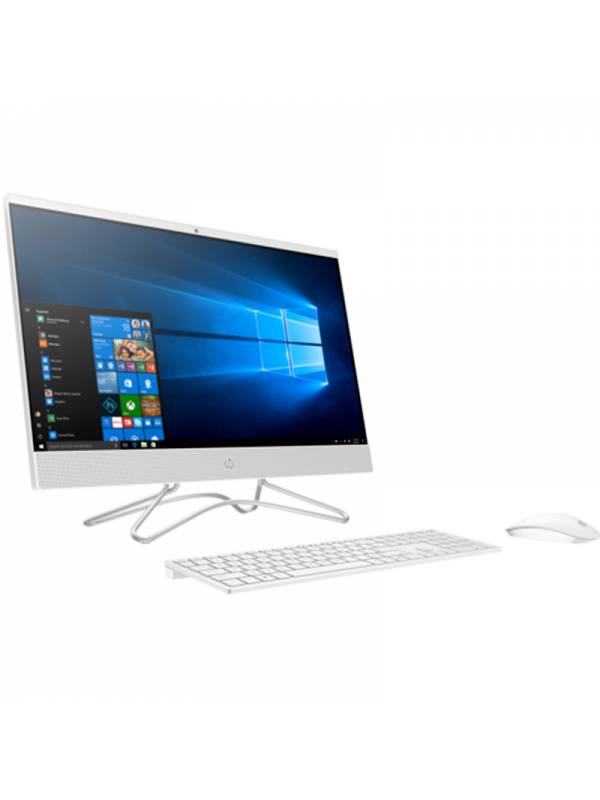 LCD PC 23.8 HP 24-F0331NS I3- 8130 8GB 1TB W10 BLANCO