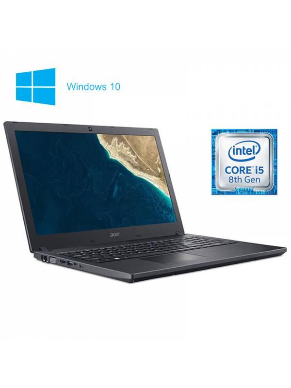 NB 15.6 ACER TMP2510-G2-M-50F R I5-8250U 8GB SSD 256GB W10PR