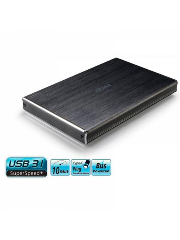 CAJA 2.5 USB 3.1 GEN2 TYPEC   HDDSSD HASTA 10GBs