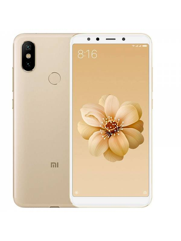 SMARTPHONE 5.99 XIAOMI MI A2  4GB 64GB ANDROID ONE GOLD