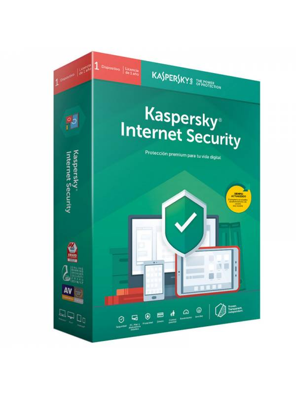 AV IS. 1LC KASPERSKY IS 2019   MULTI-DISPOSITIVOS