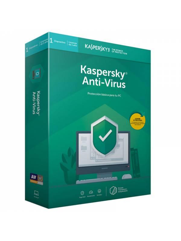 ANTIV. 1LC KASPERSKY AV 2019