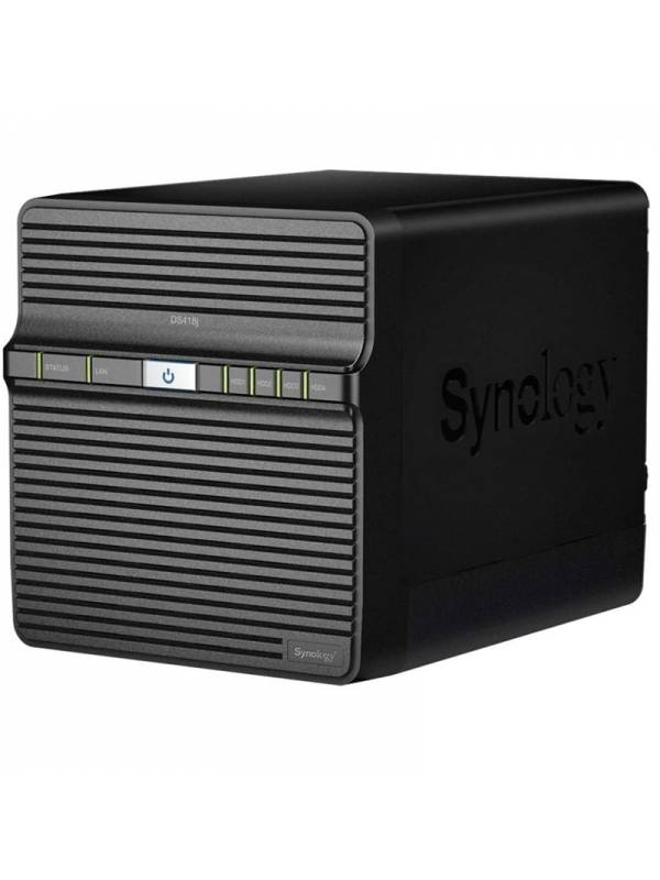CAJA NAS DS418J SYNOLOGY 4 BAY