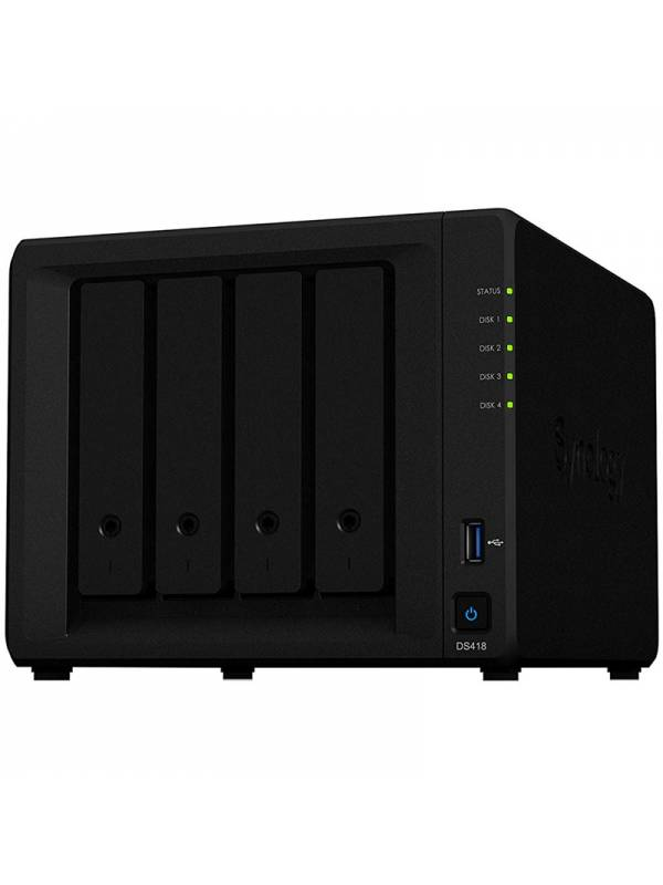 CAJA NAS DS418  SYNOLOGY 4 BAY
