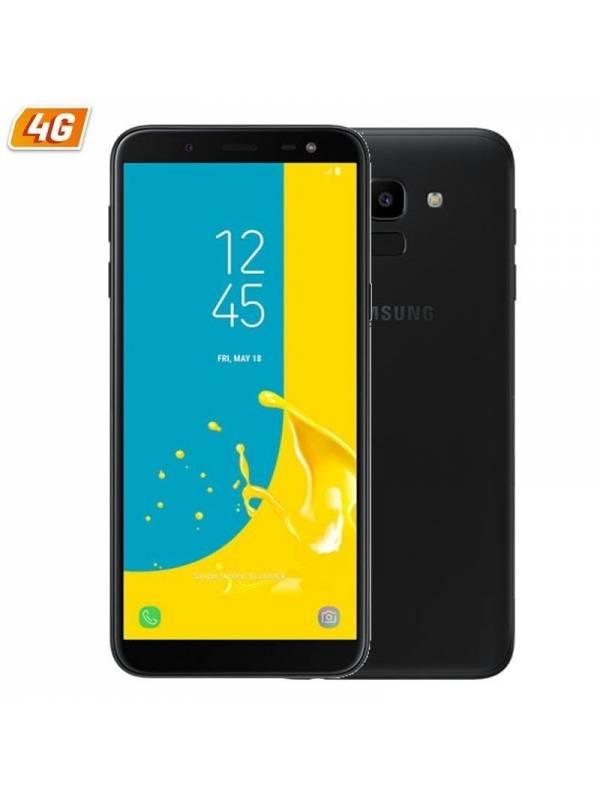 SMARTPHONE 5.6 SAMSUNG GALAXY  J6 3GB 32GB NEGRO