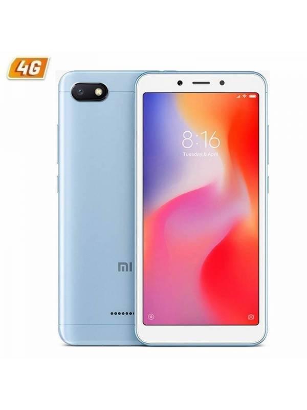SMARTPHONE 5.45 XIAOMI REDMI  6A 4G 2GB 16GB ANDROID 8.1 BLU
