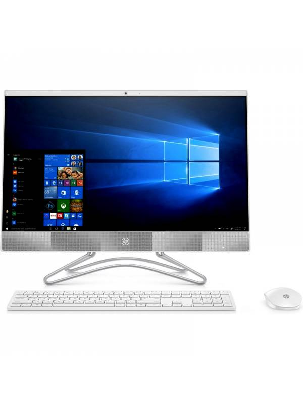 LCD PC 23.8 HP 24-F0341NS I3- 8130 8GB 1TB W10 BLANCO