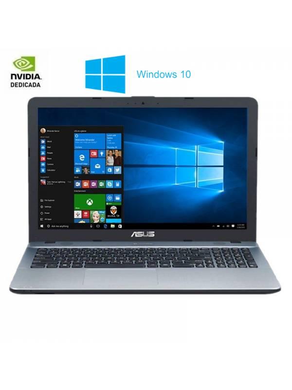 NB 15.6 ASUS F541UV-GQ675T I7 -7500U 8GB 1TB GF W10 SILVER