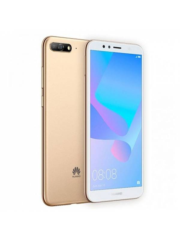 SMARTPHONE 5.7 HUAWEI Y6 2018  4G 2GB 16GB ANDROID 8 GOLD