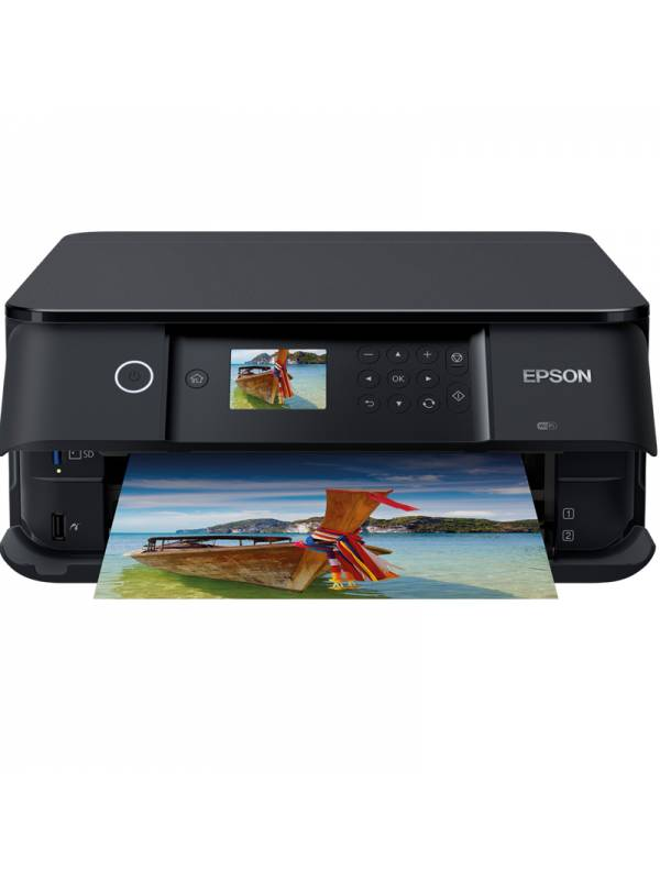 MULTIF. EPSON EXPRESSION XP-61 00 WIFI NEGRA