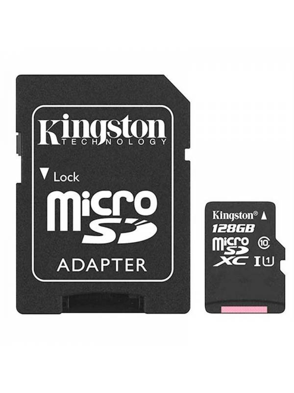 MEMORIA DG 128GB KINGSTON MSD SD CLASE 10