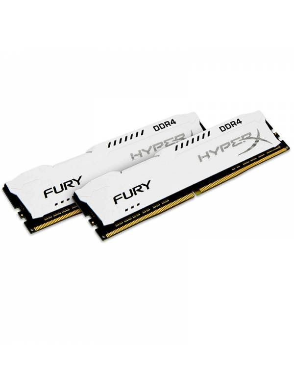 DDR4 16GB/3200MHZ KINGSTON KIT  2x8GB HYPER FURY WHITE