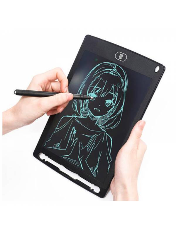 TABLETA DRAW NOTE WRITING LCD  8.5 NEGRA