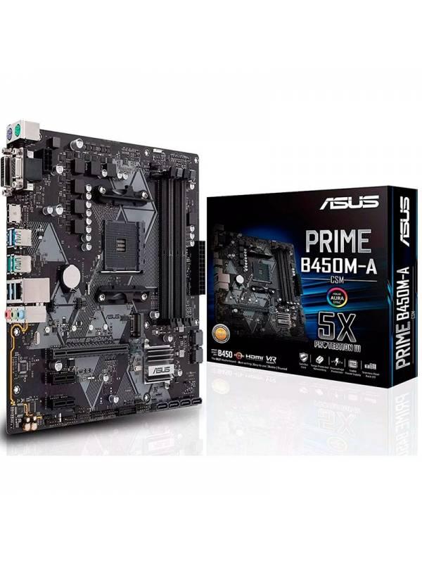 PB S-AM4  B450 ASUS B450M-A PR IME