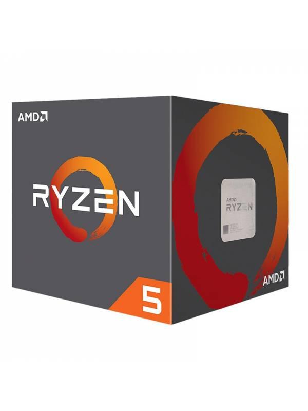 CPU AMD S-AM4 RYZEN 5 2600 3.4 GHZ (MAX. 3.9GHz) BOX