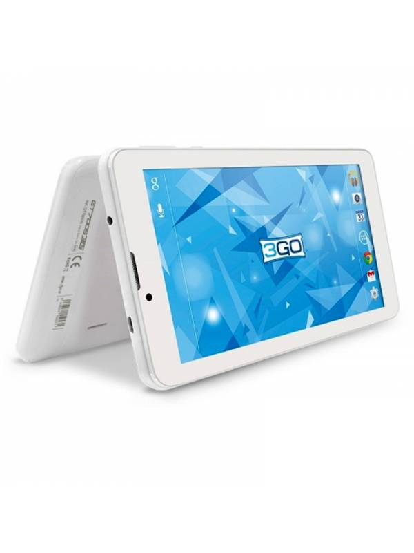 TABLET  7 3GO GT7005 3G 16GB  1GB ANDROID 8.1 BLANCA