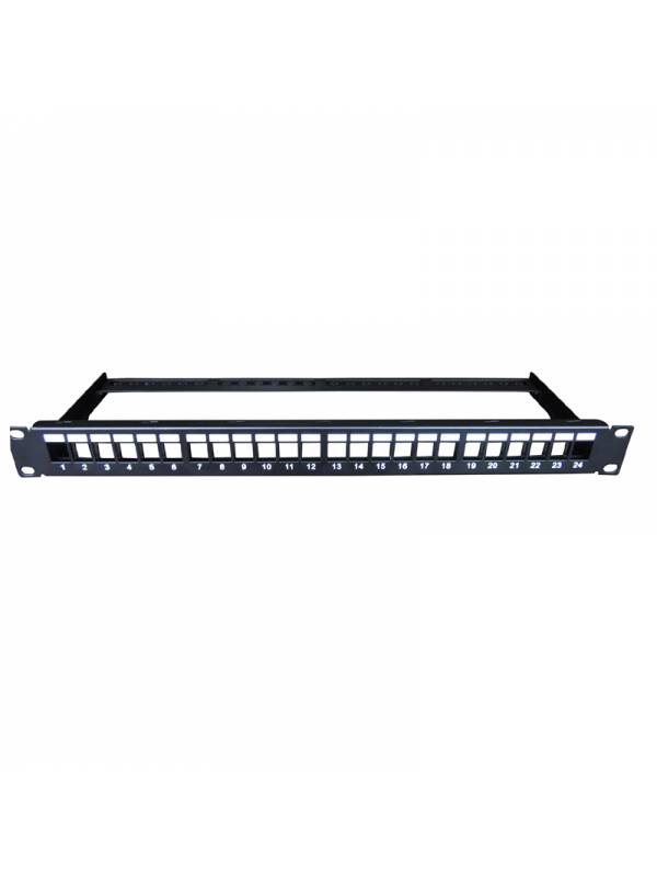 PATCH PANEL 24 PTOS 19 KEYSTO NE
